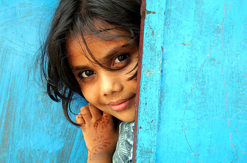 little-indian-girl