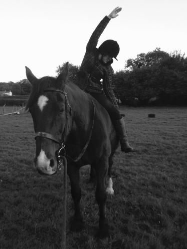 Helena Horseback Yoga