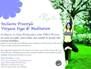 Inclusive Yoga Weston