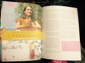 Yoga Magazine Article 2